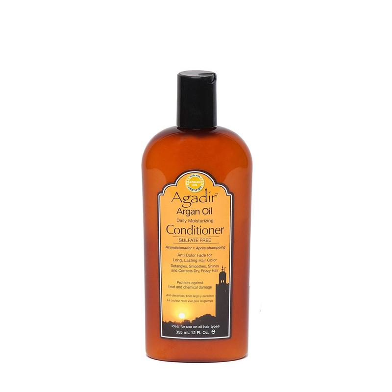agadir argan oil dayli moisturizing conditioner 355ml
