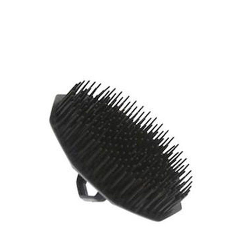 nu brush head massager black 1