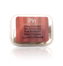 iPin - Professional Bobby Pins - Brown Colour - 500 gm
